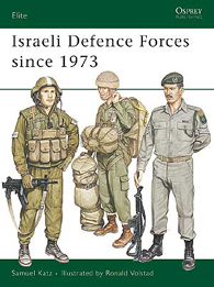 Israeli Defence Forces since 1973
