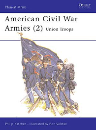 American Civil War Armies (2): Union Troops