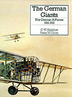 The German Giants: R-planes, 1914-18