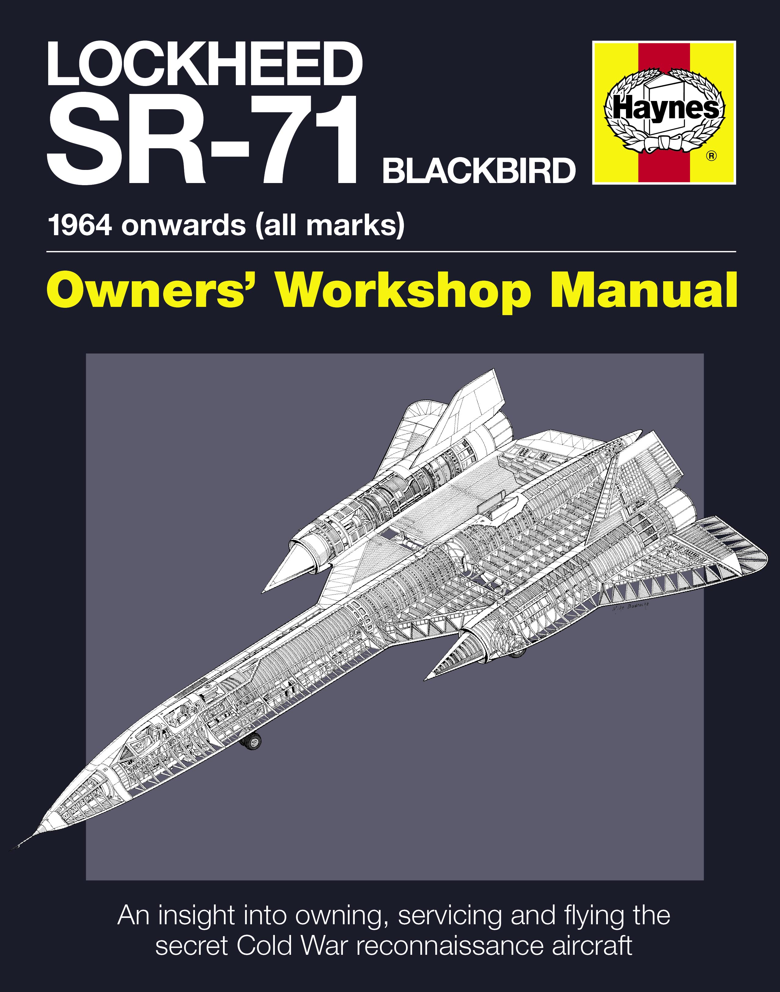 Lockheed SR-71 Blackbird Manual