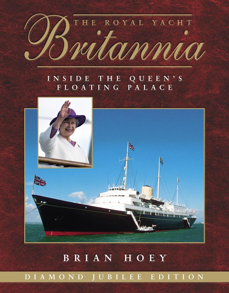 Royal Yacht Britannia: Diamond Jubilee Edition