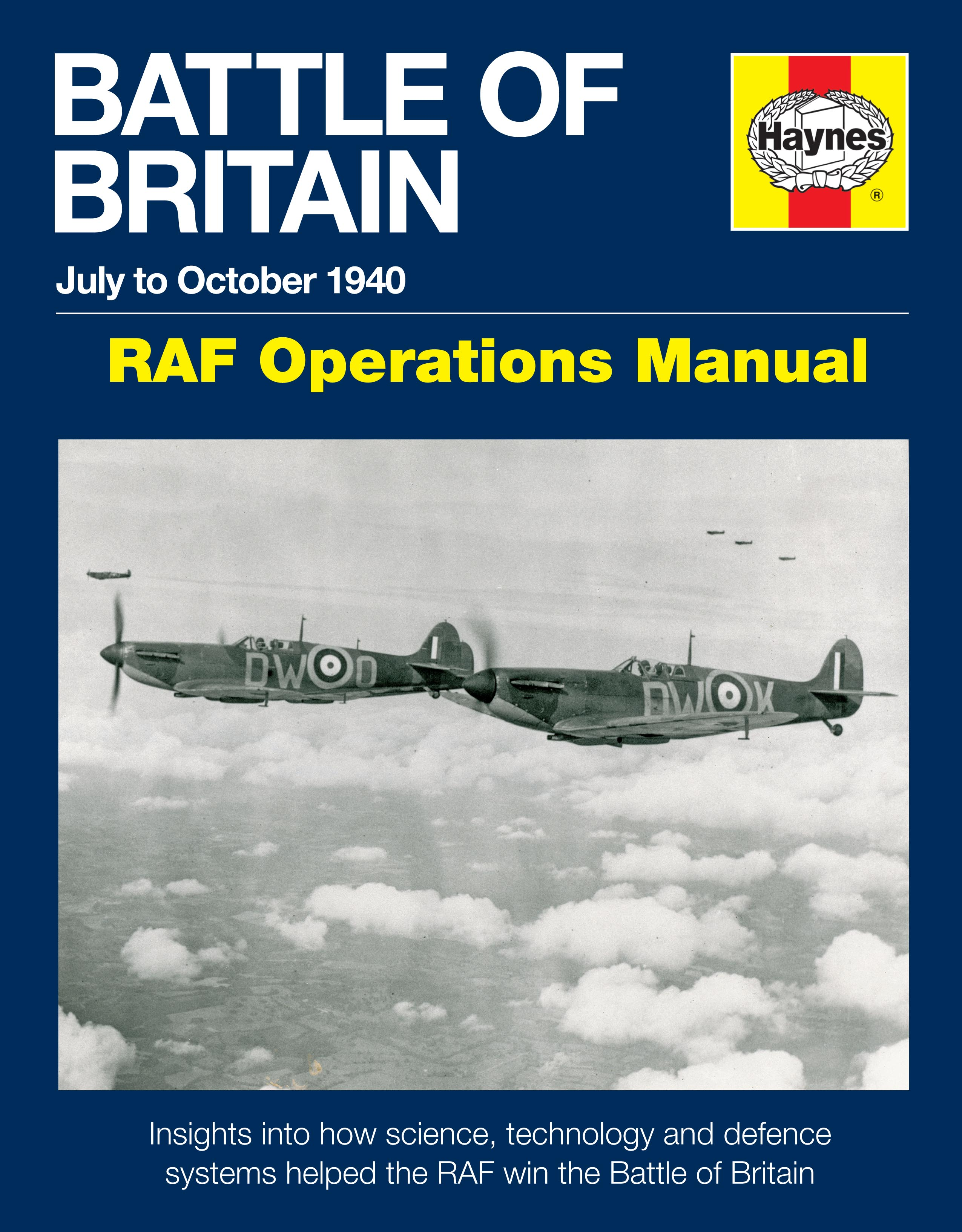 Battle of Britain: RAF Operations Manual 1940