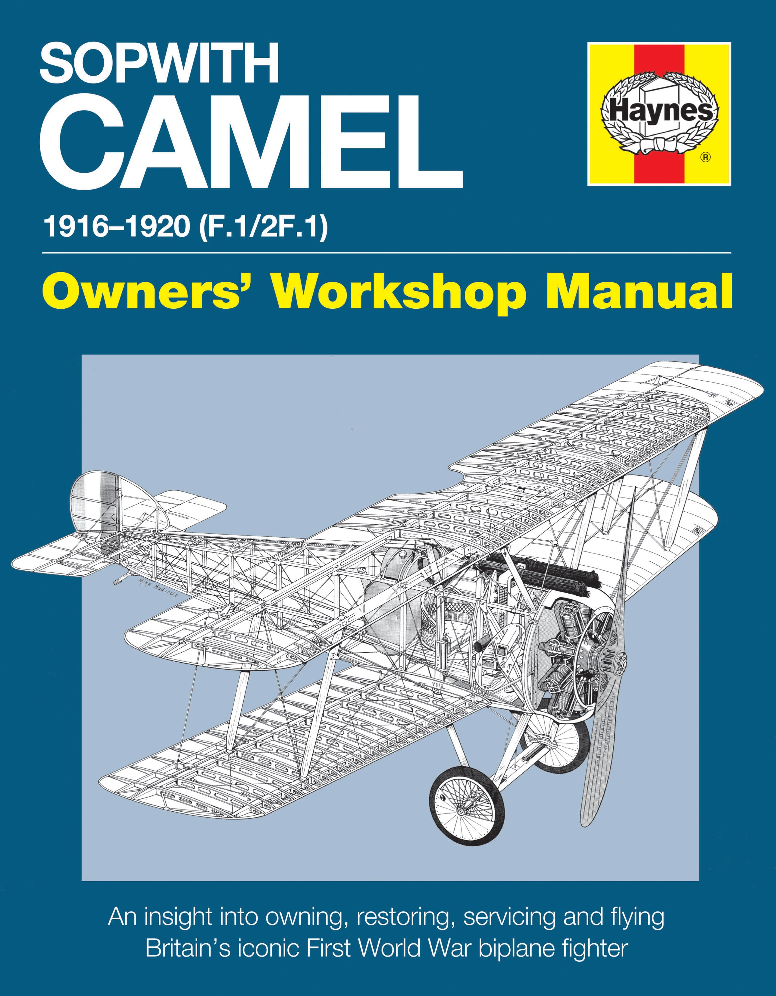 Sopwith Camel Manual