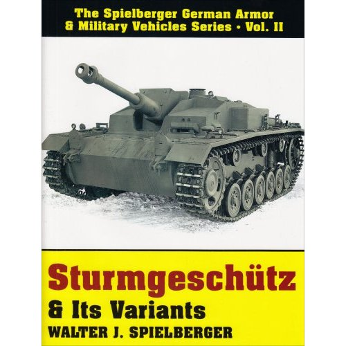 Sturngeschütz & Its Variants