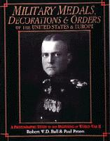 Military Medals, Decorations, and Orders of the United States
