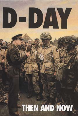 D-Day Then and Now Vol.1