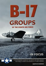 B-17 Groups of the Eighth Air Force