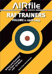 RAF Trainers Volume 1: 1918 -1945