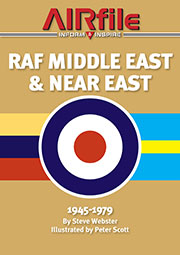 RAF Middle East & Near East: 1945-1979