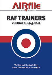 RAF Trainers Volume 2 - 1945-2012