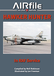 Hawker Hunter - In RAF Service