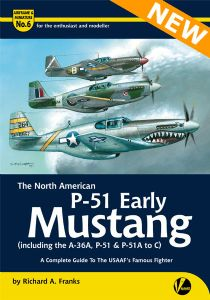Airframe & Miniature No.6: The North American P-51 Early Mustang