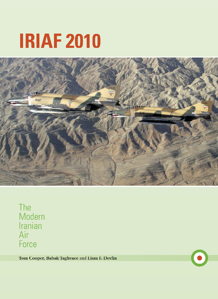 IRIAF 2010 - The Modern Iranian Air Force