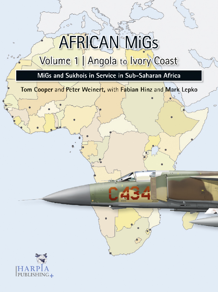 African MiGs Vol. 1