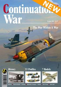 Airframe Extra No.6: 'Continuation War – The War Within A War'