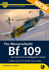 Airframe & Miniature No.11: The Bf 109 – Late Series
