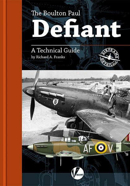 Airframe Detail No.5: The Boulton-Paul Defiant