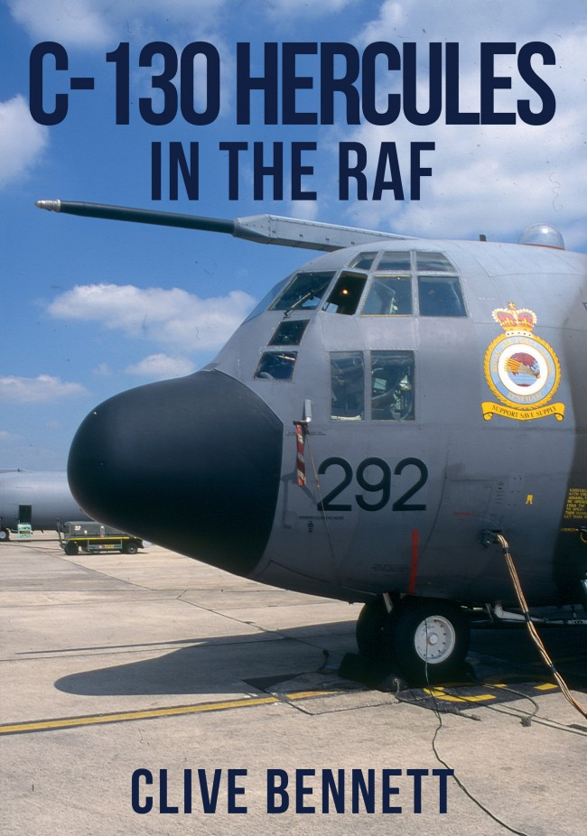C-130 Hercules in the RAF