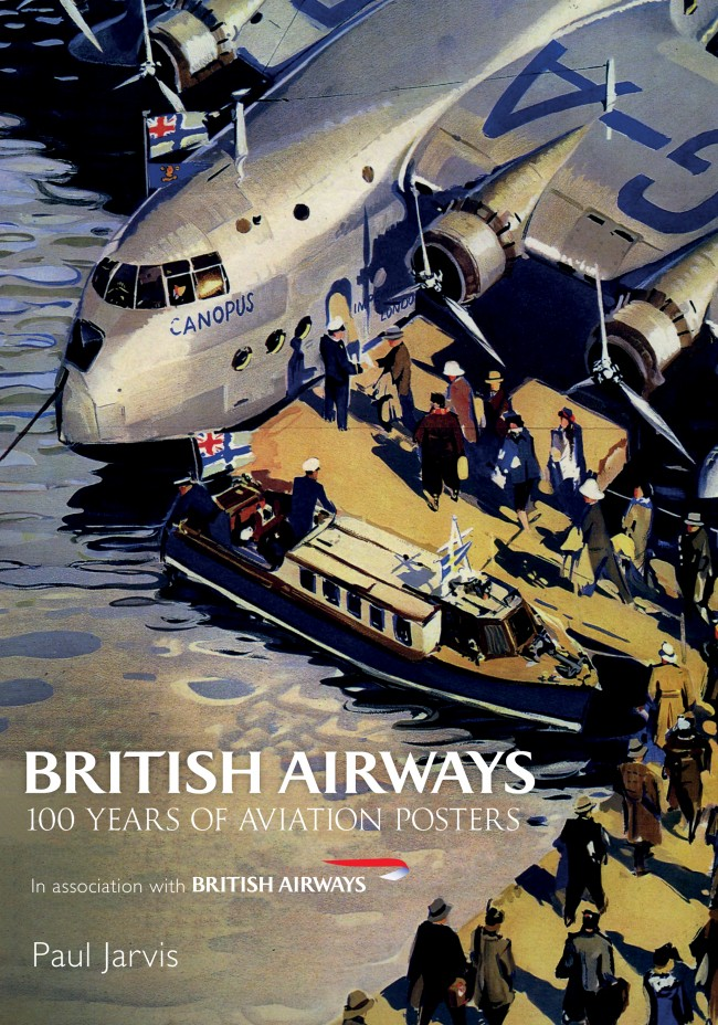 BRITISH AIRWAYS: 100 YEARS OF AVIATION POSTERS