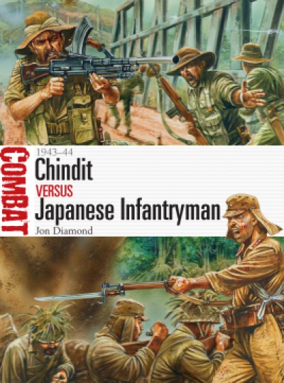 Chindit vs Japanese Infantryman – 1943–44