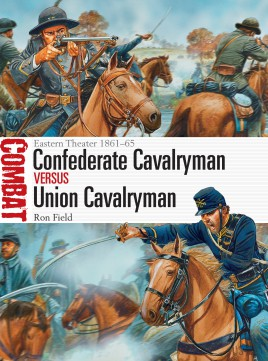 Confederate Cavalryman vs Union Cavalryman