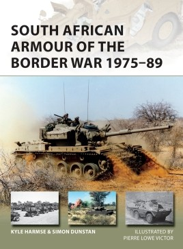 South African Armour of the Border War 1975–89