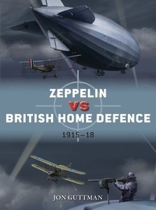 Zeppelin vs British Home Defence: 1915–18