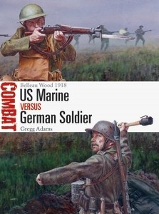 US Marine vs German Soldier