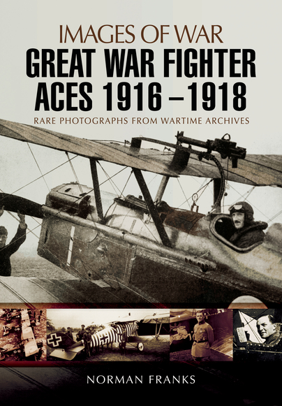 Great War Fighter Aces 1916-1918