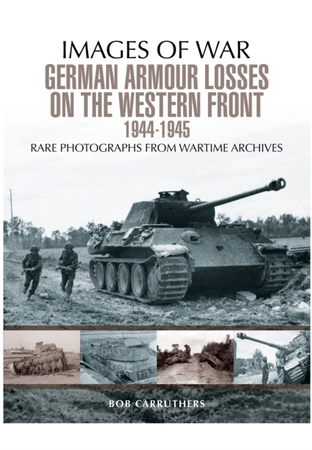 German Armour Losses on the Western Front