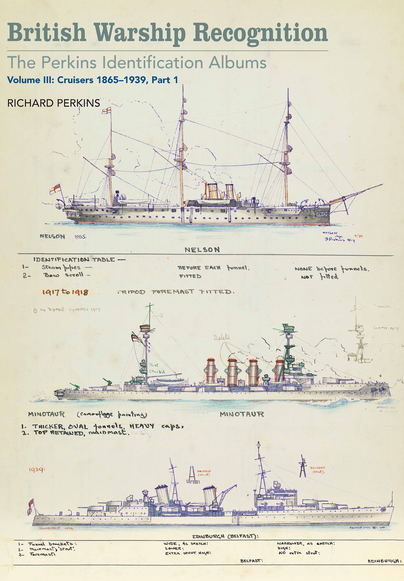 British Warship Recognition: The Perkins Identification Albums 3