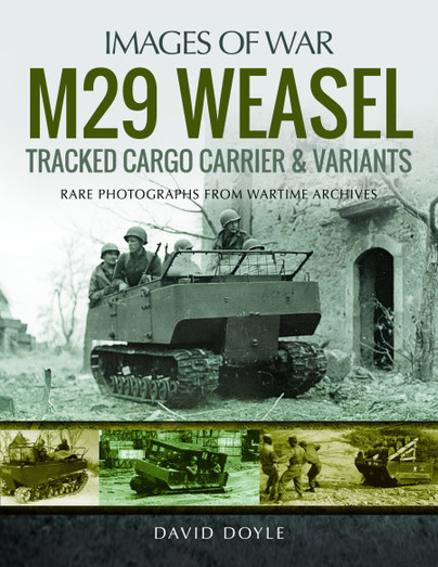 M29 Weasel: Tracked Cargo Carrier & Variants