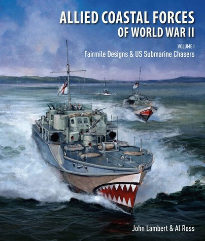 Allied Coastal Forces of World War II vol.1