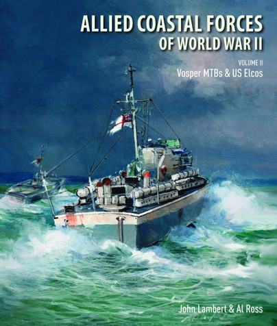 Allied Coastal Forces of World War II, vol.2