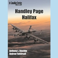 Handley Page Halifax (In Canadian Service Aircraft)