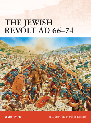 The Jewish Revolt AD 66–74