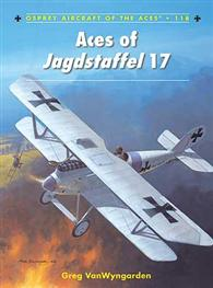 Aces of Jagdstaffel 17