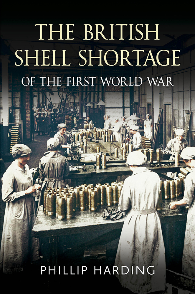 The British Shell Shortage of the First World War