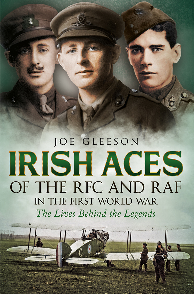 Irish Aces of the RFC and the RAF in the First World War