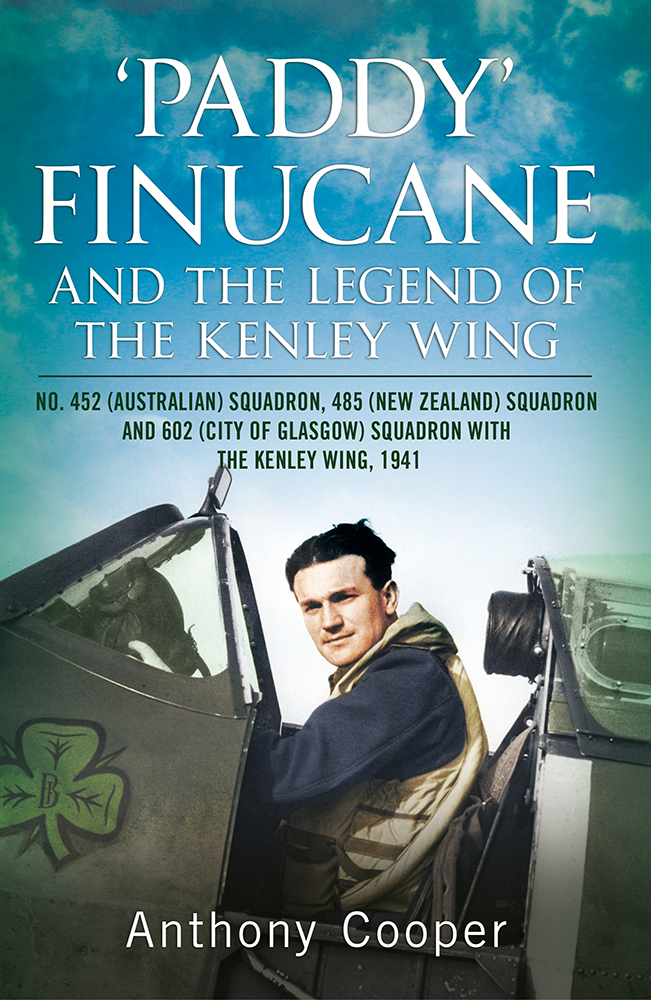 'Paddy' Finucane and the Legend of the Kenley Wing