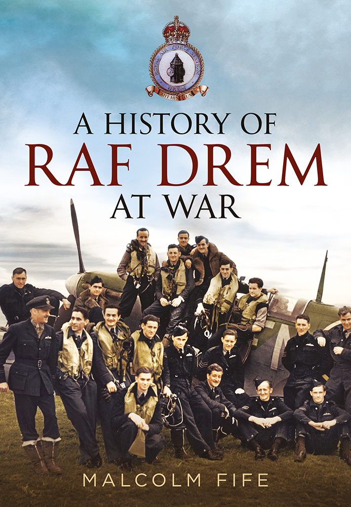 A History of RAF Drem at War