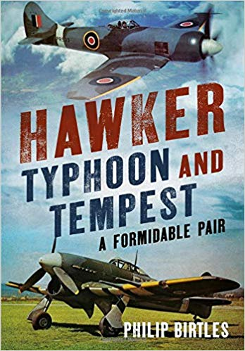 Hawker Typhoon and Tempest: A Formidable Pair