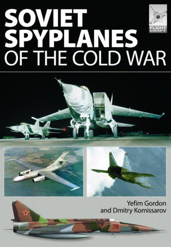 Flight Craft: Soviet Spyplanes of the Cold War