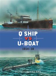 Q Ship vs U-Boat: 1914–18