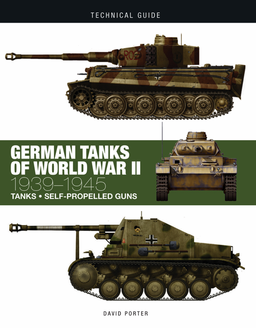 German Tanks of World War II: Technical Guide