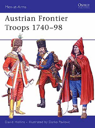 Austrian Frontier Troops 1740–98