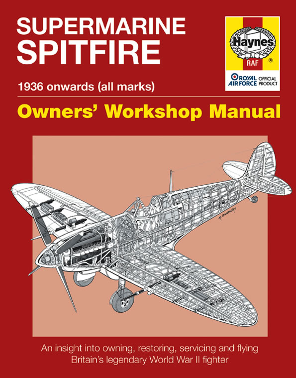 Spitfire Manual 1936 onwards