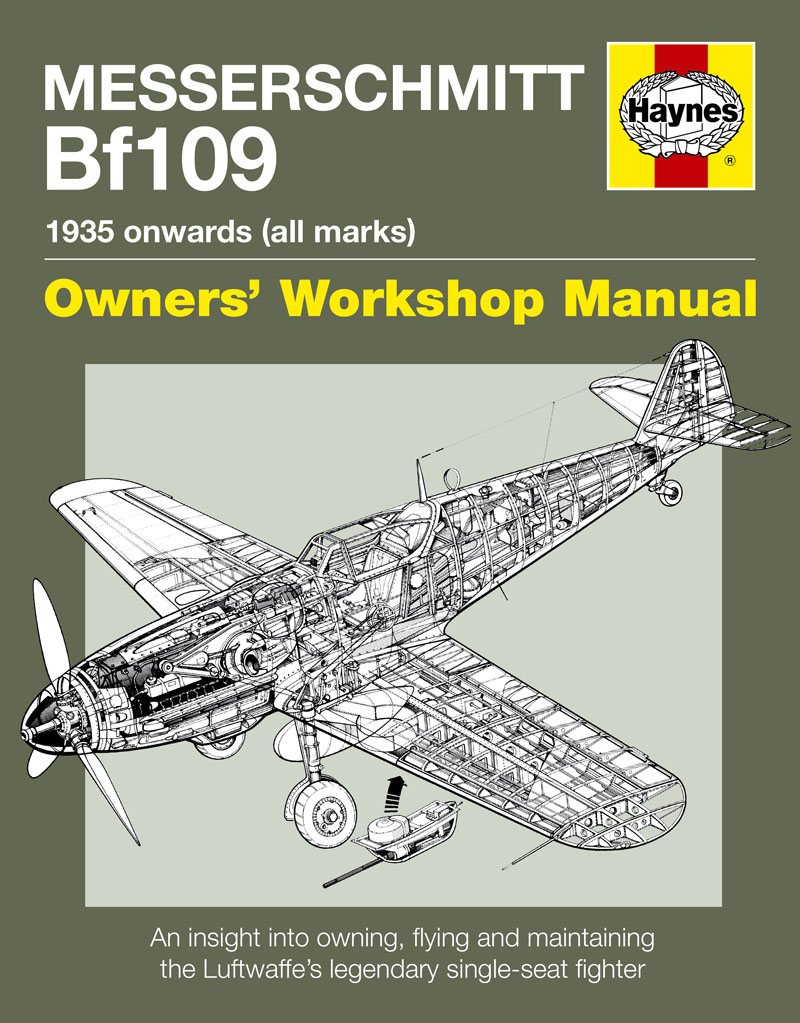 Messerschmitt Bf109 Manual