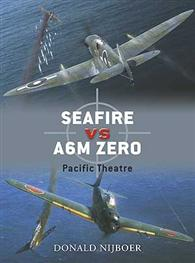 Seafire vs A6M Zero: Pacific Theatre