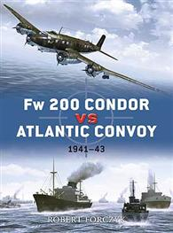 Fw 200 Condor vs Atlantic Convoy 1941–43